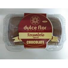 Rocambole Dulce Flor Chocolate 490g