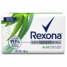 Sabonete Rexona Antibacterial Aloe 84g