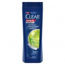 Shampoo Clear Men Controle e Alívio da Coceira 200ml