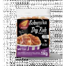Sobrecoxa Sabor Dry Rub Tempero Seco Avivar 1Kg