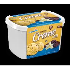 Sorvete Cremosinn Creme com Passas 2 litros