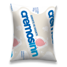 Sorvete de Iogurte Cremosinn Chocolate Branco 90g