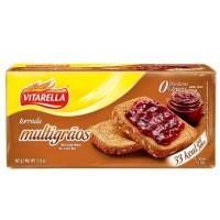 Torrada Multigrãos Vitarella 142g