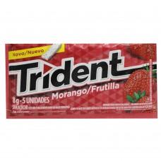 Trident Morango 8,g
