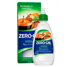 Adoçante Zero Cal Stévia 80ml