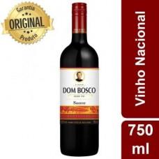 Vinho Tinto Suave Dom Bosco 750ml