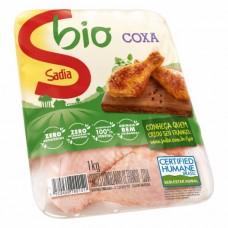 Coxa de Frango Congelada Sadia Bio 1kg