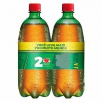 Refrigerante Antarctica Guarana 1L  PET C/2 Unid.
