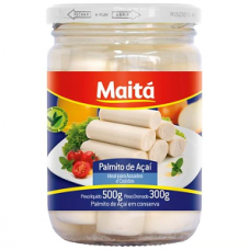 Palmito de Açaí Inteiro Maitá 300g