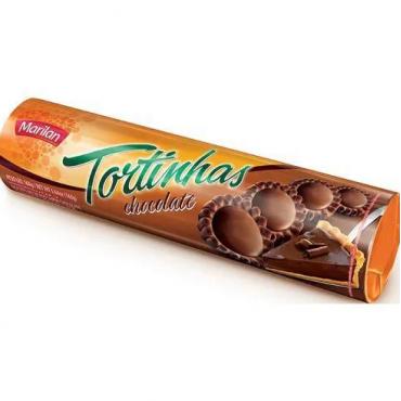 Bis. Tortinha de Chocolate Marilan 160g