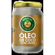 Óleo de Coco Extra Virgem Coco e Cia 500ml