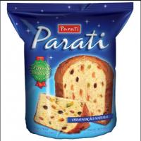 Panettone Parati Frutas Cristalizadas 500g