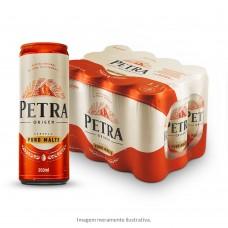 Cerveja Petra Puro Malte 350ml Pack 12 Latas