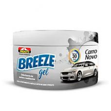 Aromatizante para Carro Proauto Breeze Gel Carro Novo 60g