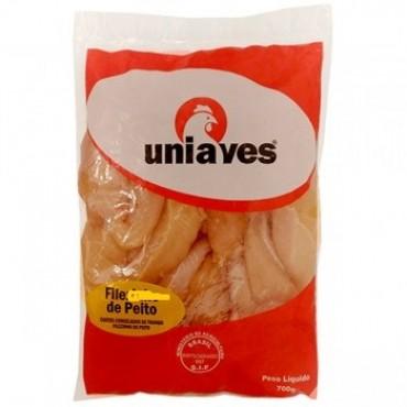 File De Peito de Frango Uniaves IQF 1Kg