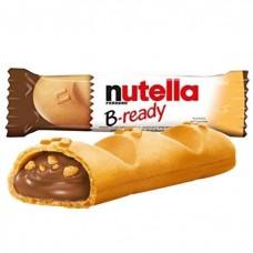 Biscoito Wafer Recheado Nutella B-Ready 22g