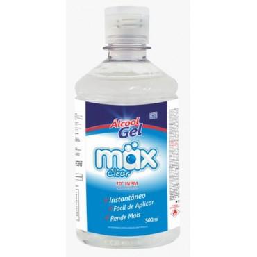 Álcool em Max Clear 70ºINPM 500ml