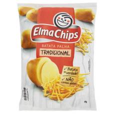 Batata Frita Palha Elma Chips 80g