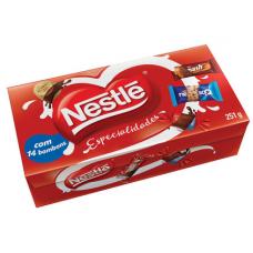 Caixa de Chocolate Nestlé Especialidades 251g
