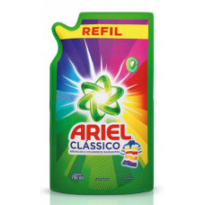 Sabão Líquido Refil Ariel Clássico 700ml