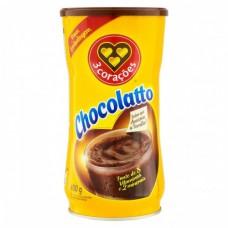 Achocolatado Chocolatto 3 Corações 400g