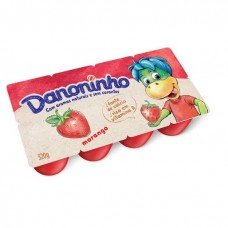 Danoninho Morango Bandeja 320g