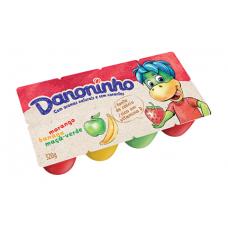 Danoninho Morango, Banana e Maçã-verde 320g