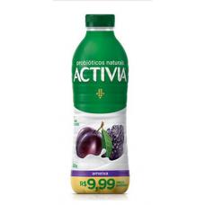 Iogurte Activia Próbioticos Naturais Ameixa 850g