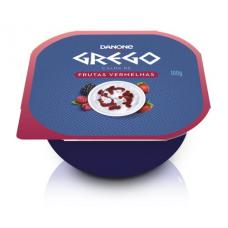 Iogurte Grego Frutas Vermelhas Danone 100g