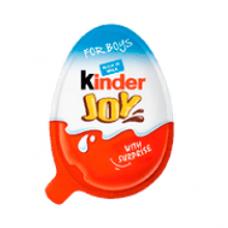 Kinder Ovo com Surpresa Joy Boys 20g
