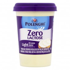 Requeijão Polenghi Zero Lactose Light 200g