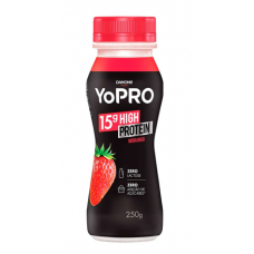 Iogurte YoPRO Morango Danone 250g
