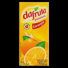 Suco Néctar Dafruta Laranja 200ml