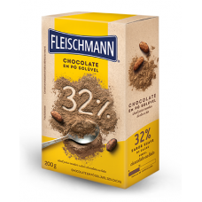 Chocolate em Pó Fleischmann 32% 200g