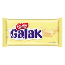Barra de Chocolate Branco Galak Nestlé 90g