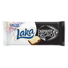 Barra de Chocolate Laka Diamante Negro 90g