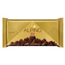 Barra de Chocolate ao Leite Alpino 90g