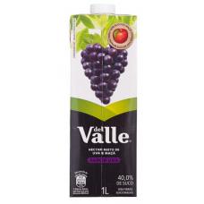 Bebida Del valle Néctar de Uva 1L