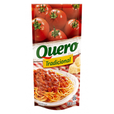 Molho de Tomate Tradicional Quero 340g