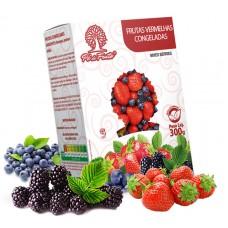 Frutas Vermelhas Congeladas Pé de Fruta 300g