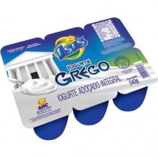 Iogurte Adoçado Grego Isis 540g