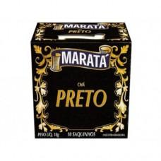 Chá Preto Marata 18g 10 Saquinhos
