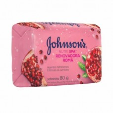 Sabonete Johnsons Romã 80g