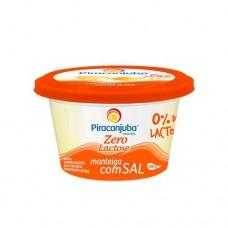 Manteiga Piracanjuba Zero Lactose com Sal Pote 200G