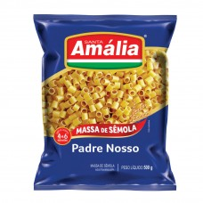 Macarrão Santa Amália Padre Nosso 500g