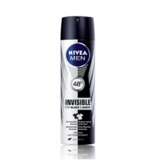 Desodorante Aerosol Nivea Men Invisible 150ml