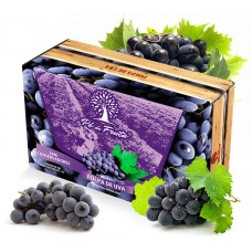 Polpa Pé de Fruta Uva 400g