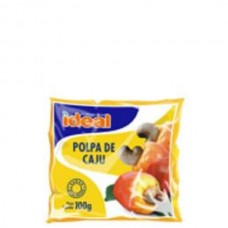 Polpa De Fruta Ideal Caju 400g