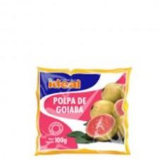 Polpa De Fruta Ideal Goiaba 400g