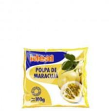 Polpa De Fruta Ideal Maracujá 400g